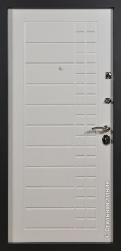 """Входная дверь """"Берлин"""" Стальная линия"""