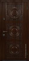 """Входная дверь """"Верона"""" Стальная линия"""