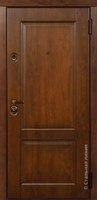 """Входная дверь """"Марсель"""" Стальная линия"""