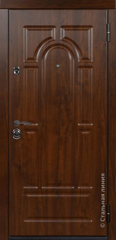 """Входная дверь """"Талер"""" Стальная линия"""