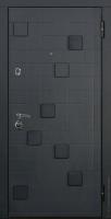 Стальная дверь МЕТРО (METRO) для квартиры