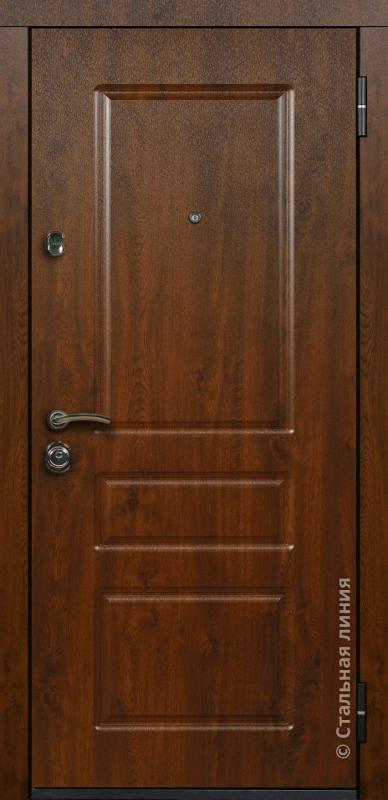 """Входная дверь """"Прованс Лайт"""" Стальная линия"""